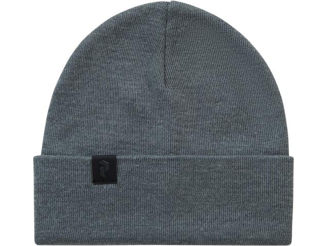 Peak Performance Switch Hat Grey melange